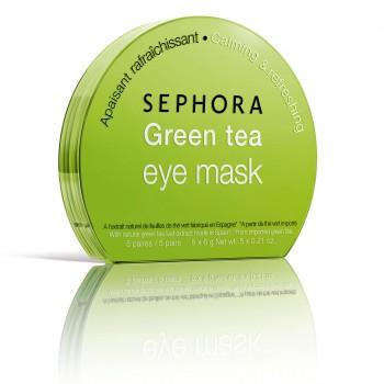丝芙兰绿茶舒缓清新眼膜