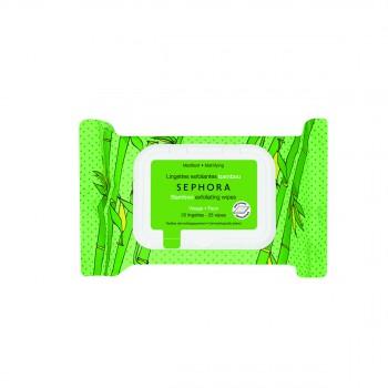 丝芙兰卸妆巾——竹子味