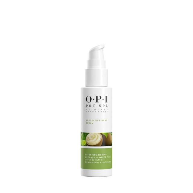 OPI  可可白茶温润护手精华乳
