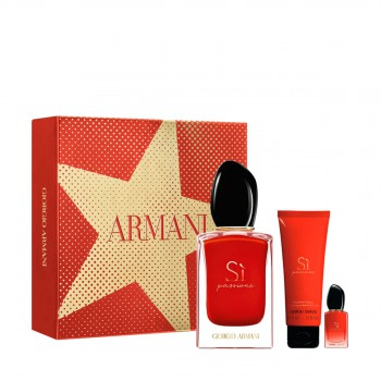 阿瑪尼迷情摯愛女士香水禮盒