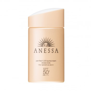安熱沙水能戶外防曬乳親膚型