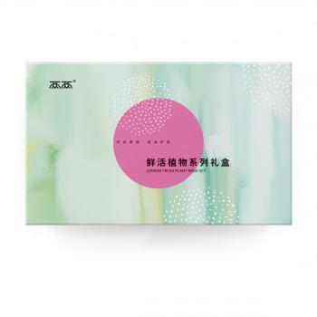 鲜活植物系列礼盒