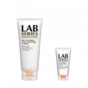 LAB SERIES控油凈透潔面膏惠選套組