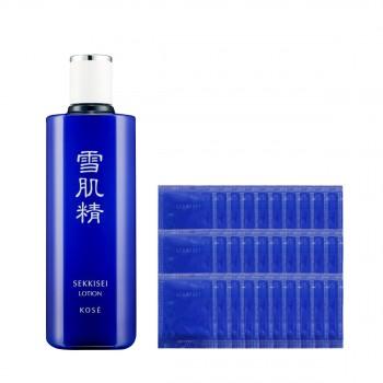 雪肌精化妆水(经典型)惠选套组